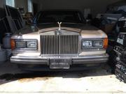 Rolls-royce 1991 Rolls-Royce Silver Spirit/Spur/Dawn spirit 11